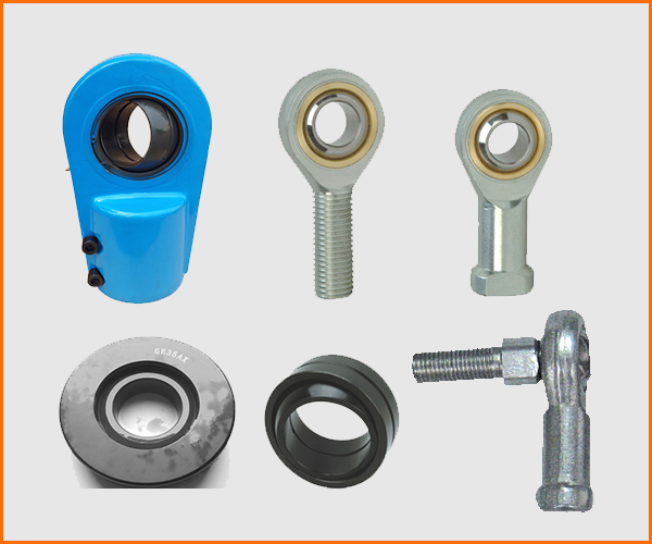 Spherical plain bearing & Rod ends